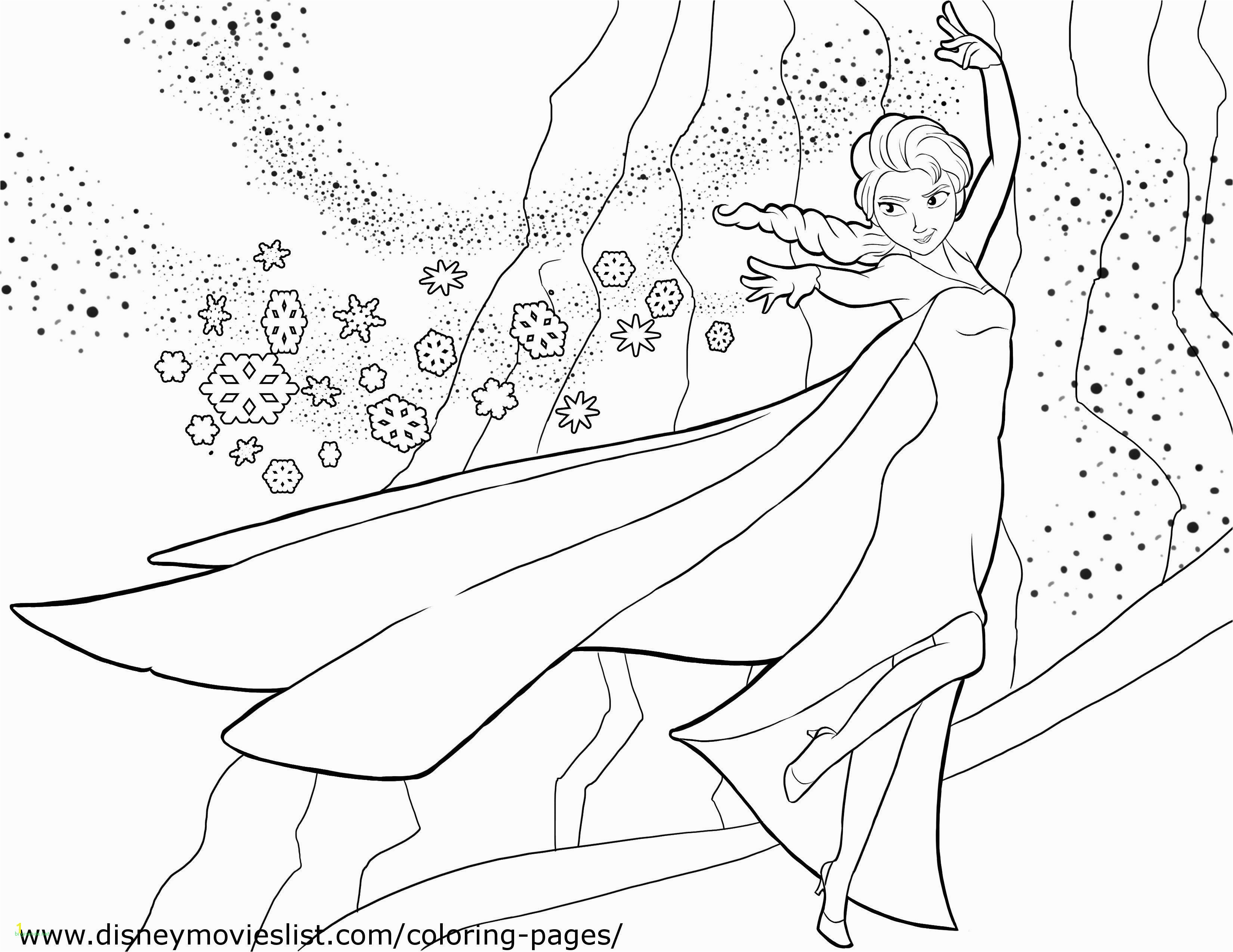Frozen Printable Coloring Pages Pdf Lovely Disney Characters Coloring Pages Frozen