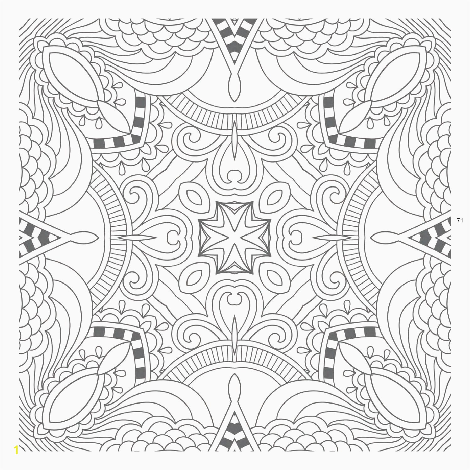 Free line Coloring for Adults Beautiful Coloring Pages Line New
