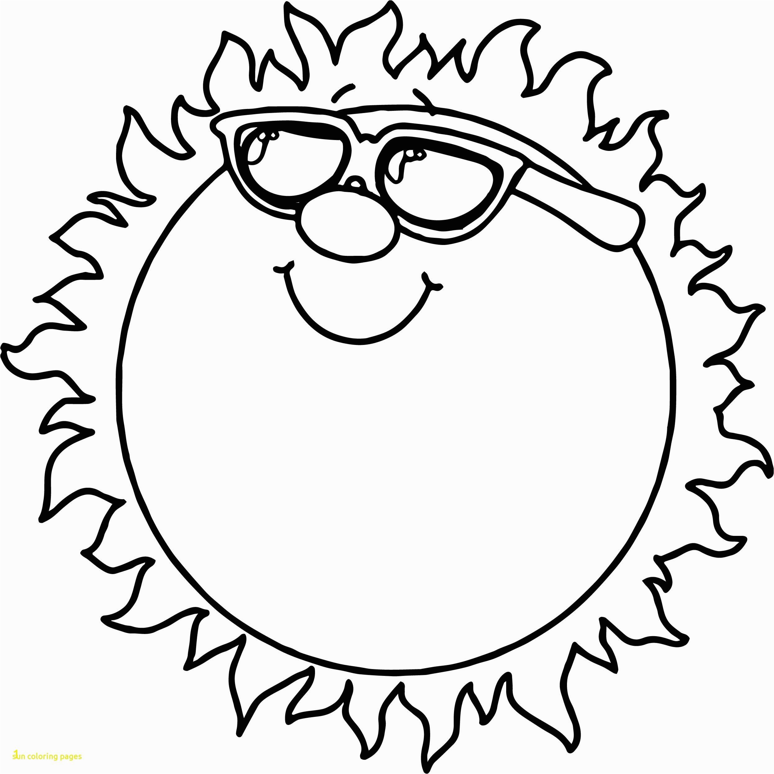 Drawing for Kids New Printable Sun Colouring 31 for Preschoolers 0d Coloring Drawing for Kids