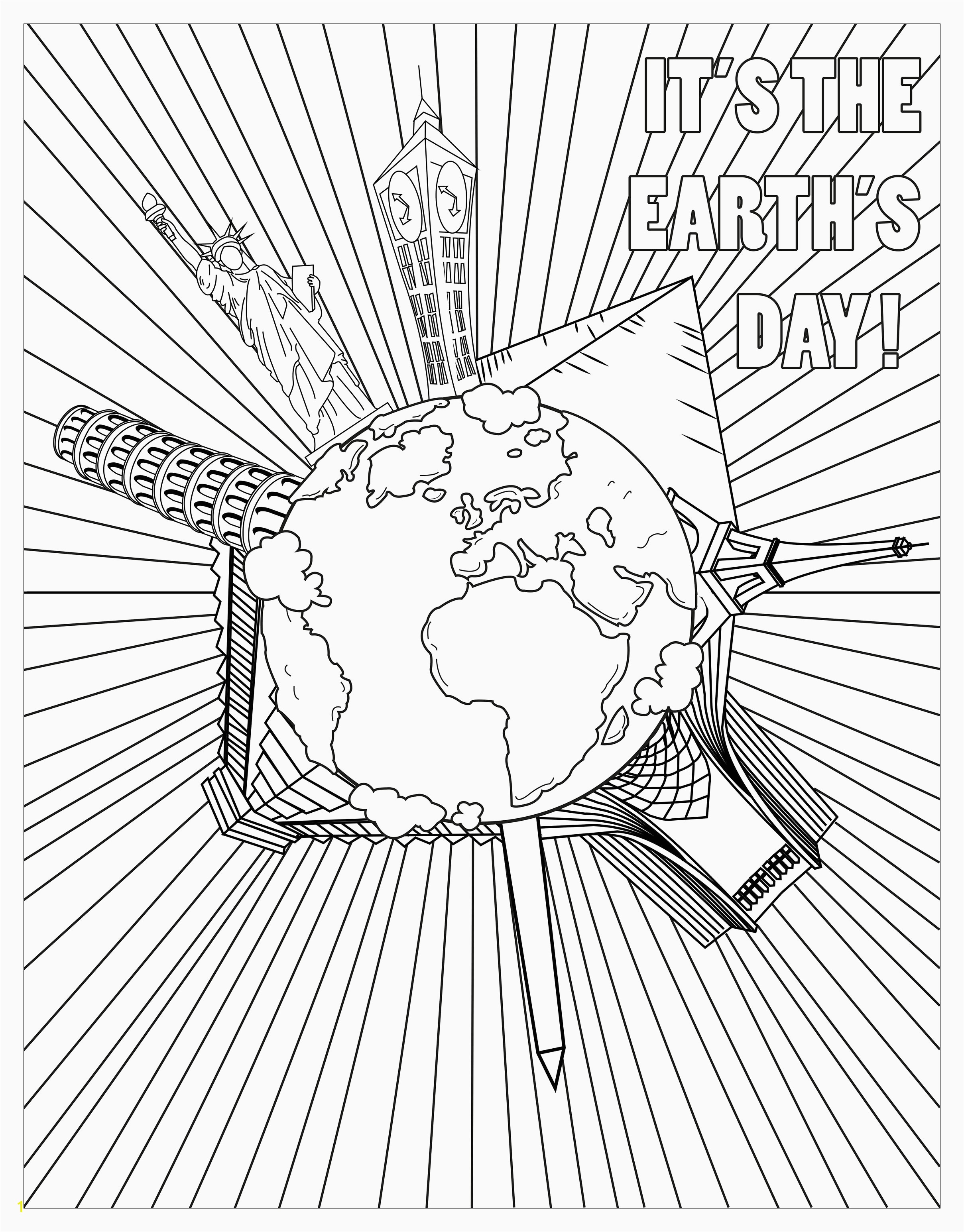 Coloring New Earth Day Coloring Pages Fresh I Pinimg originals 00 0d Ad