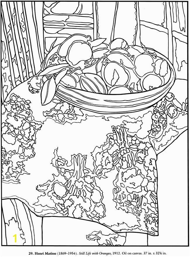 George Seurat Coloring Pages 194 Best Printables Pinterest Seurat Coloring Pages