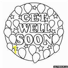 free coloring pages well soon Google Search