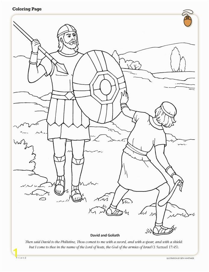 """David and Goliath"""