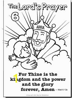 the lord s prayer coloring pages printable的圖片搜尋結果