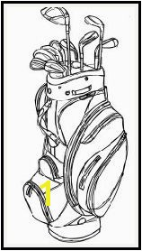 Golf Bag Coloring Page Free Golf Clipart Free Clipart Graphics Animated Gifs