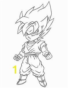 dragon ball z super saiyan free coloring page coloring pages printable and coloring book to print for free Find more coloring pages online for kids and