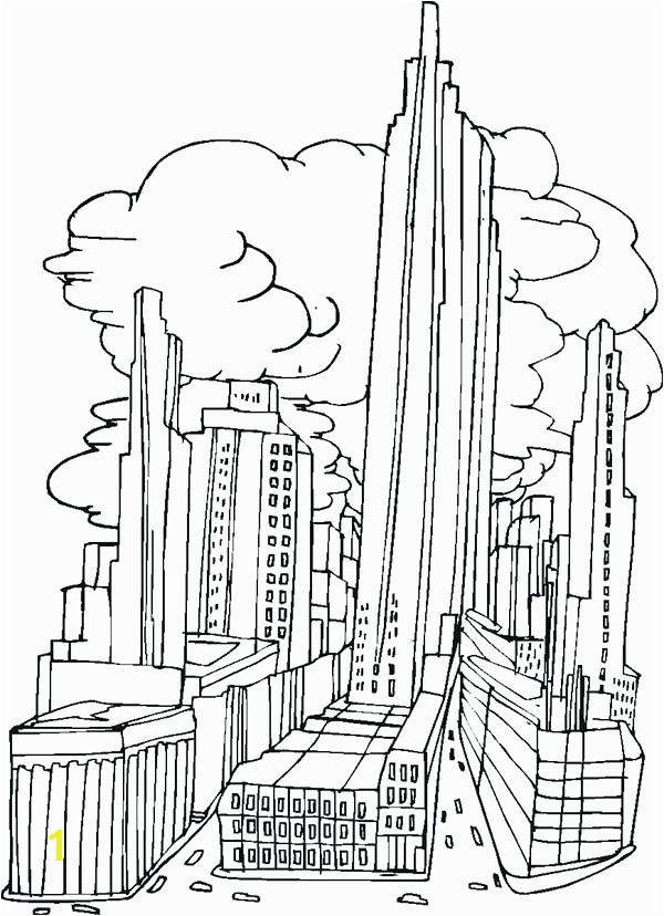 gotham city coloring pages city coloring page new city coloring pages throughout city coloring pages city