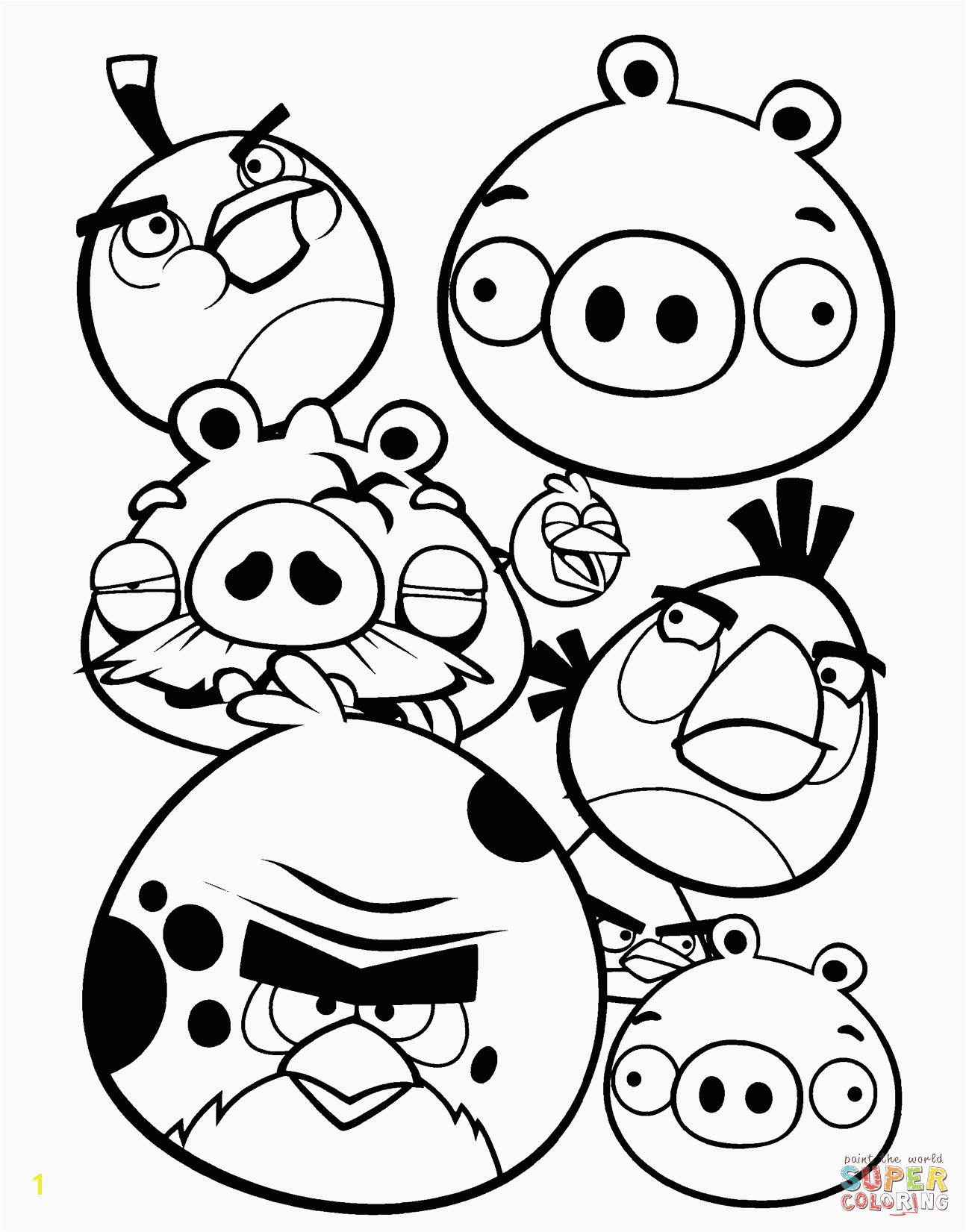 Green Angry Bird Coloring Pages Luxury Coloring Pages Angry Birds Space Katesgrove
