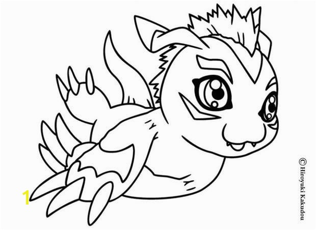 Guilmon Coloring Pages Fresh 17 Best Digimon Coloring Page Pinterest Image