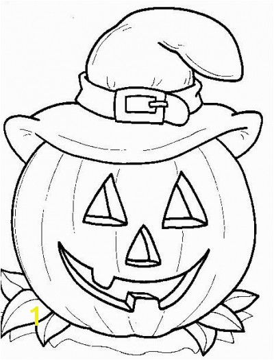 24 Free Halloween Coloring Pages for Kids More