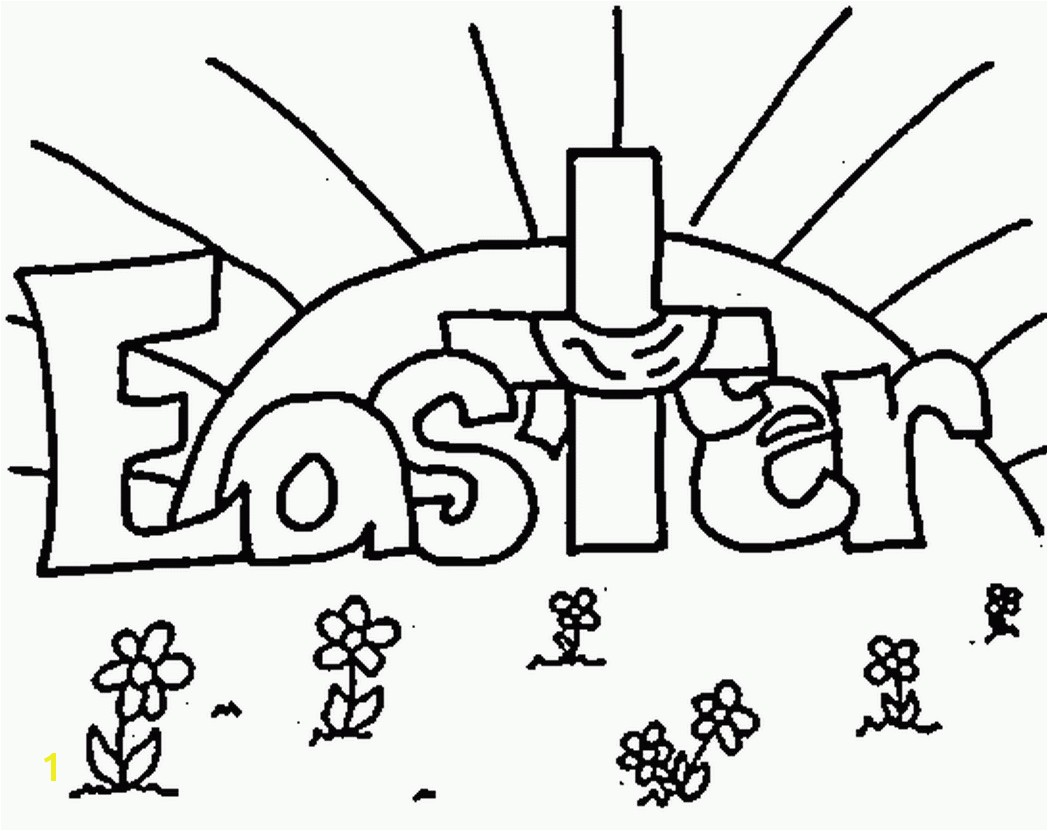 Freee Easter Coloring Pages For Adults Egg Happy line Clever