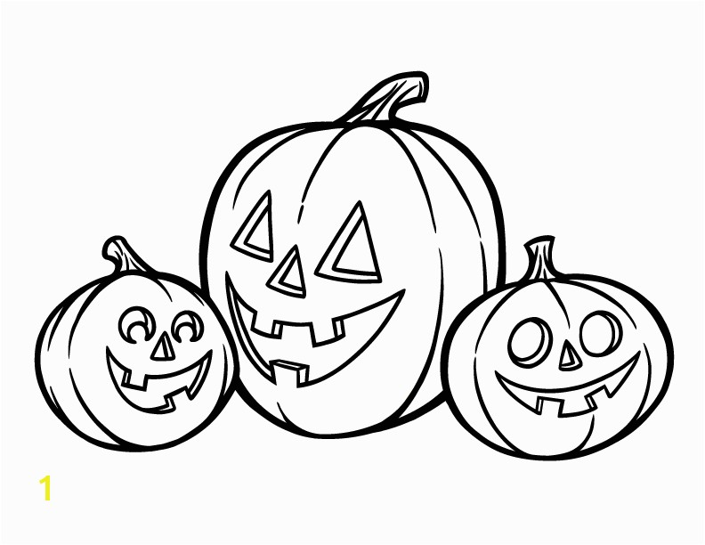 792x612 10 Jack O Lantern Color Page Halloween Coloring Pages Jack O 039
