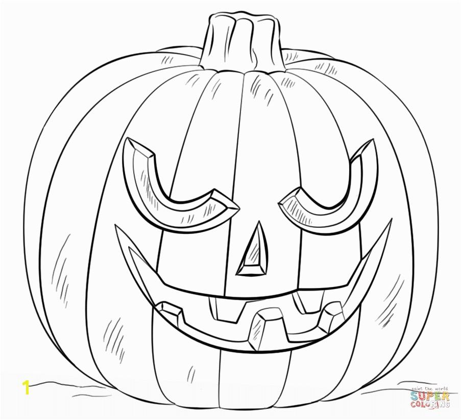 Jack O Lantern Coloring Page Luxury Jack O Lanterns Drawing At Getdrawings