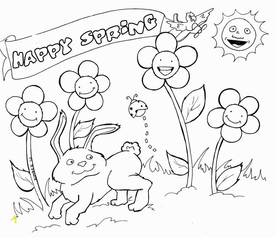 Free Mothers Day Coloring Pages New Pre K Spring Coloring Pages Free for Kids Mothers Day