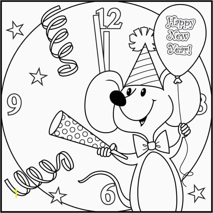 2015 Coloring Pages Awesome Coloring Pages for New Years 2015 Luxury Cool Coloring Page Unique