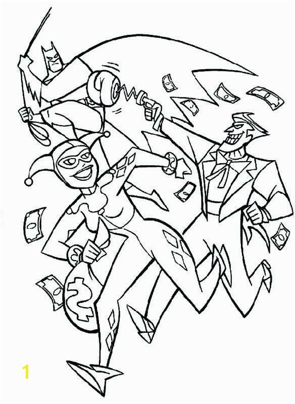 Harley Quinn Coloring Pages Lovely Joker Coloring Book Pages Awesome Harley Quinn Coloring Pages Book