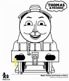 Pix For Thomas The Tank Engine Coloring Pages Henry