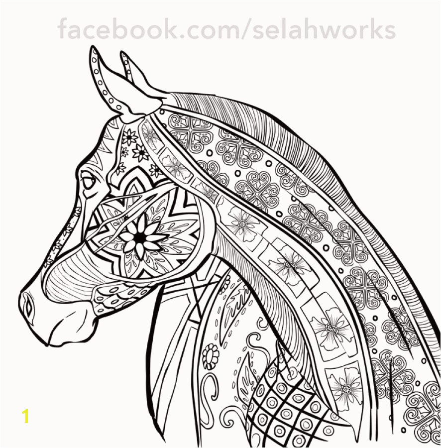 Coloring Pages Hard Animals Inspirational Adult Hard Coloring Pages Horse Doodle Art Coloring Pages