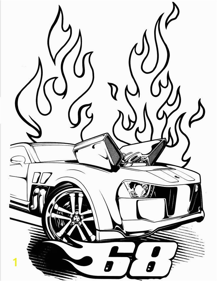 Car Wash Coloring Pages 10 Best Hot Wheels Coloring Pages By Wanda Kelly Pinterest