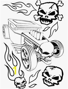 Hot Wheels Coloring Pages Set 4 A huge collection of Hot Wheels coloring pages hotwheels coloringpages