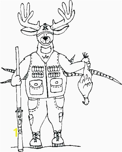 Hunting Coloring Pages for Adults Adult Coloring Pages Deer Awesome Hunting Coloring Pages Hunting