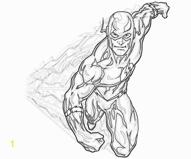 printable injustice gods among us flash skill coloring pages