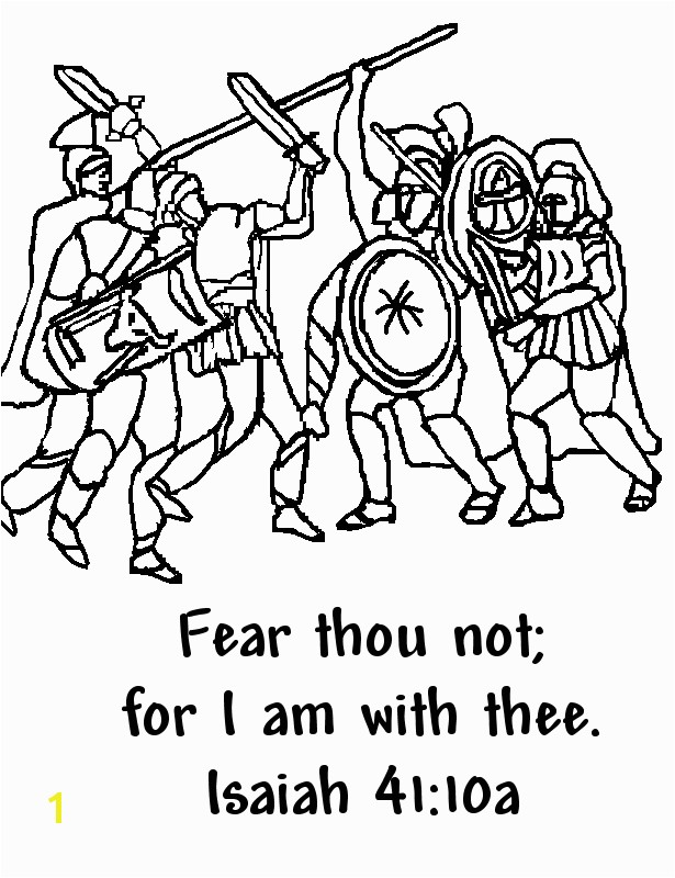Isaiah Coloring Pages for Kids Bible Verse Coloring Pages