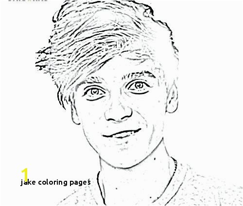 Jake Coloring Pages Collection Jake Paul Coloring Pages