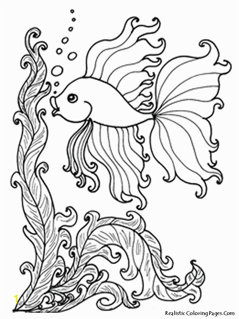 Fresh Sea Fish Coloring Pages Best song the Sea Shop Coloring Pages Free Colouring