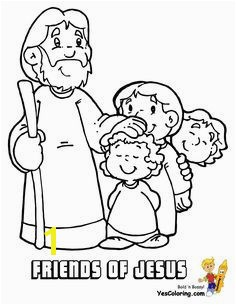 15 Fresh Jesus and Friends Coloring Pages