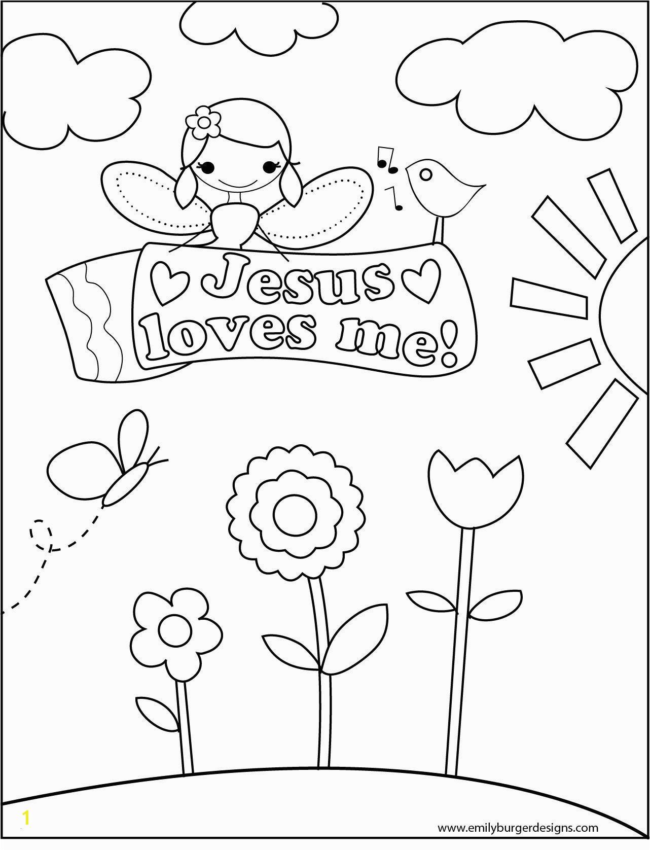 Jesus Loves Me Coloring Page Elegant Color Page Jesus Best Coloringjesus Loves Me Color Page