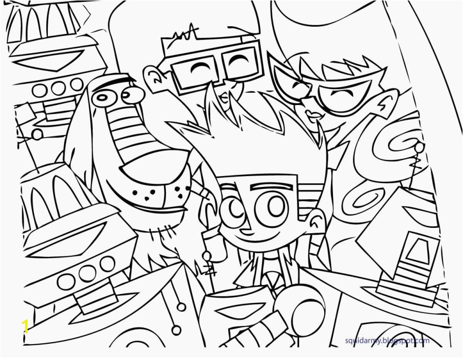 e Direction Logo Coloring Pages Printable Johnny Test Coloring Pages Printable Johnny Test Coloring Pages