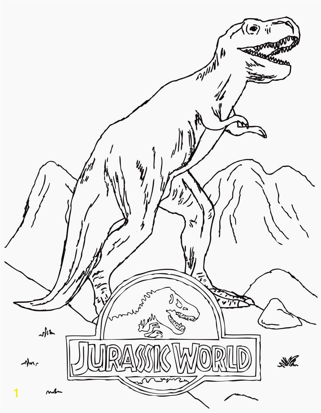 Jurassic Park Dinosaur Coloring Pages Jurassic World Coloring Sheets Coloring Pages Pinterest
