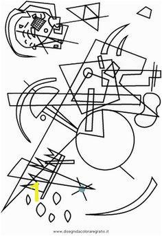 misti quadro quadri famosi kandinsky 08 JPG · Wassily KandinskyMagrittePattern & coloring pagesArt