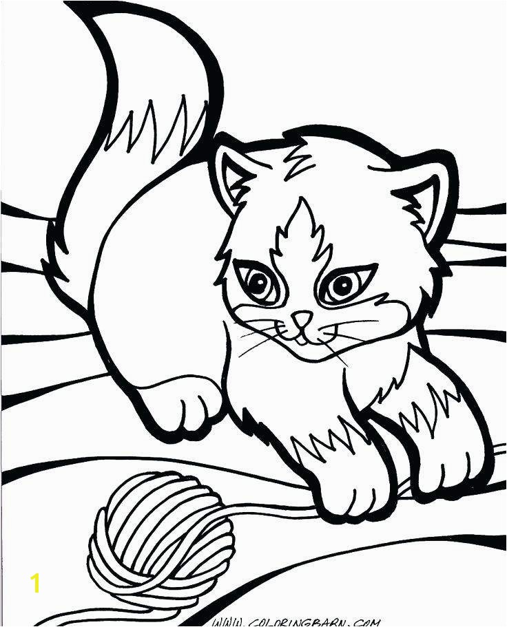 Kitty Cat Coloring Pages Printable 40 Beautiful Kitty Cat Coloring Pages Graphs