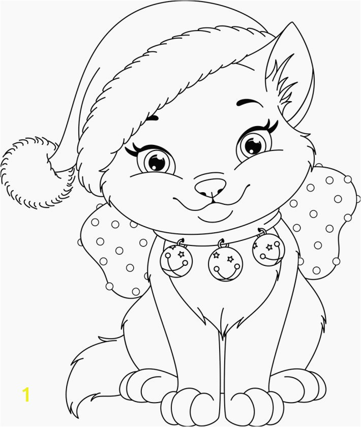 Kitty Cat Coloring Pages to Print New Kitty Cat Coloring Pages Printable for Kids for Adults In