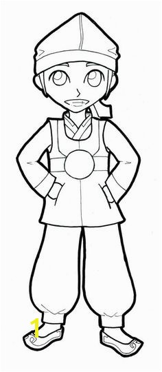 I figured that only doing a girl s hanbok was a little ist And coloring pages for THEM are even harder to