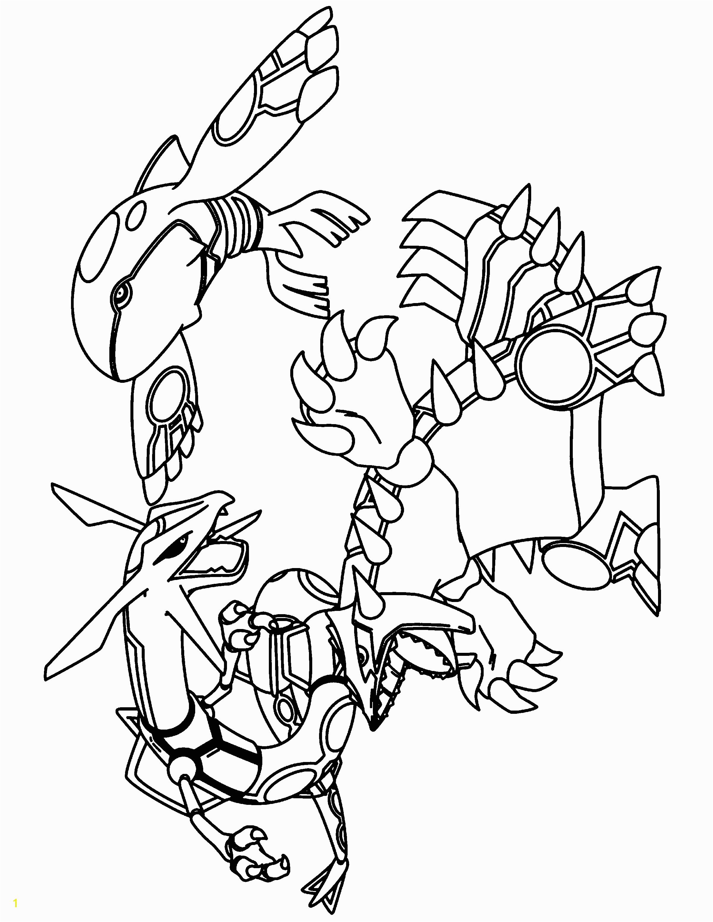 18elegant Legendary Pokemon Coloring Pages More Image Ideas