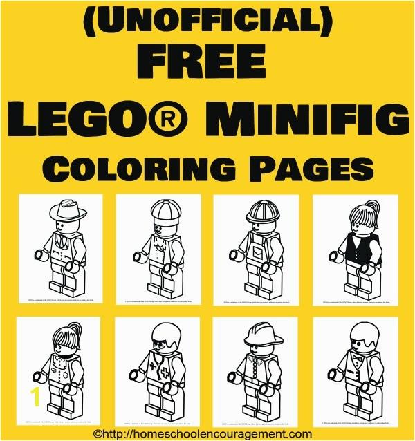 LEGOcoloringPagesA