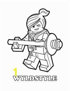 coloring page Lego Movie Lego Movie