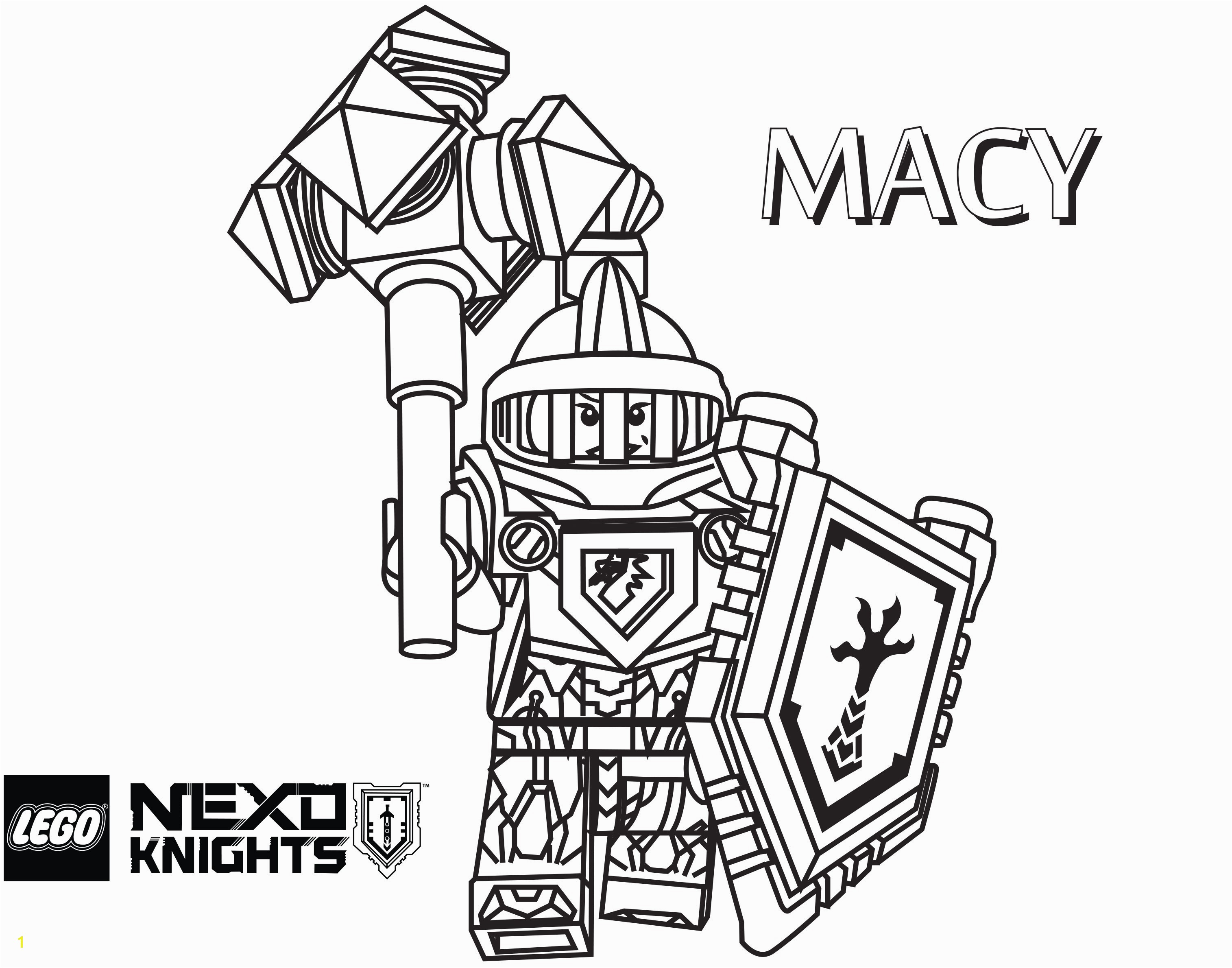 Coloring Pages For Free To Print Out Fresh Lego Nexo Knights Printable New Shields Jovie
