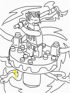 Lego Ninjago Lord Garmadon Coloring Pages Ninjago Coloring Pages