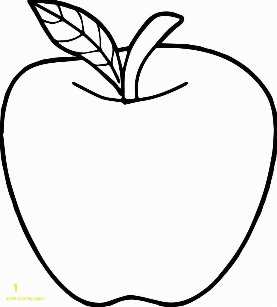 Letter A for Apple Coloring Pages Letter A for Apple Coloring Pages Unique Apple Coloring Pages