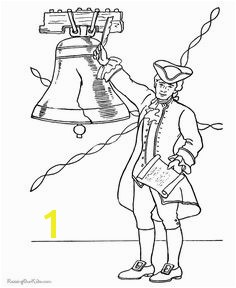 American flags bald eagle and The Liberty Bell coloring pictures are a few of the many patriotic coloring pages pictures and sheets to color