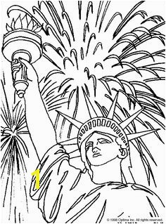 statue of liberty coloring pages for kids Google Search