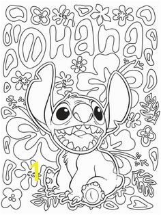 Celebrate National Coloring Book Day With Disney Style Lilo from Lilo & Stitch