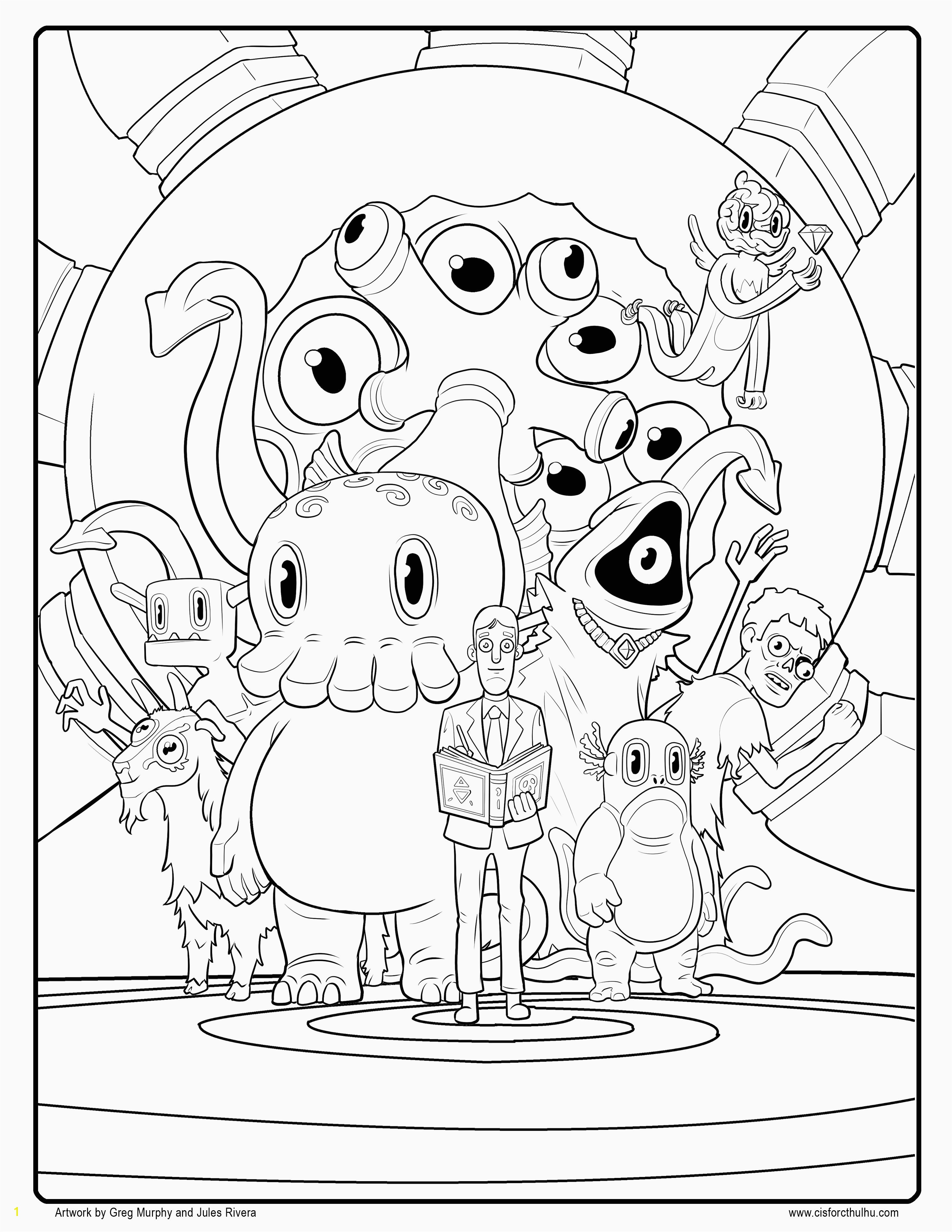 Gallery of link coloring pages