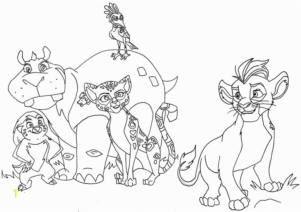 Lion King Coloring Pages Free 8 Free Lion Guard Coloring Pages Eco Coloring Page
