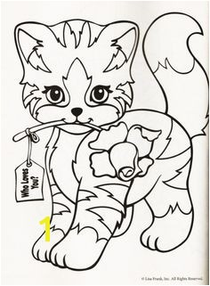 Lisa Frank Cat Coloring Pages 2404 Best 2 Color Cute Images On Pinterest