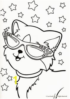 Lisa Frank Cat Coloring Pages one of the most popular coloring page in Cat category Explore more coloring pages like Lisa Frank Cat Coloring Pages from the